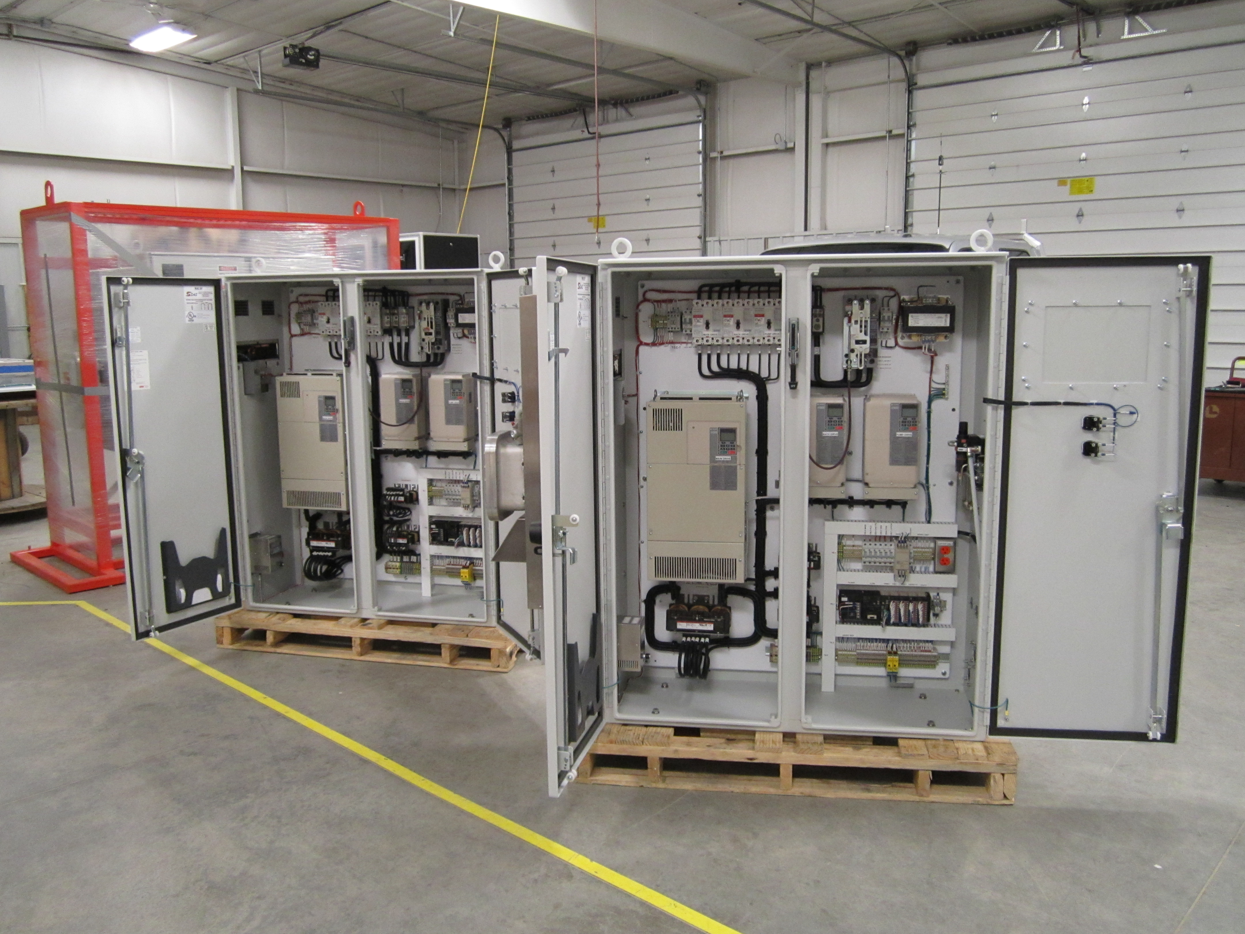 Custom Panel Shop Specialized Automation Services Llc